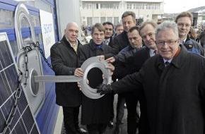 SCHOTT AG: Protest bei SCHOTT Solar gegen geplante EEG-Novelle