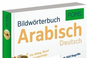 PONS GmbH: Bildwörterbuch Arabisch von PONS - Sprachbarrieren überwinden