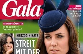 Gruner+Jahr, Gala: Nina Bott verrät Namen ihres Babys