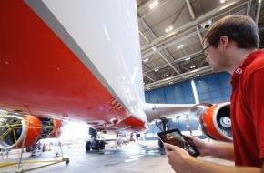 Air Berlin PLC: Die Perfekt-Glatt-Flieger: airberlin entwickelt als erste Airline neue Software zur aerodynamischen Optimierung