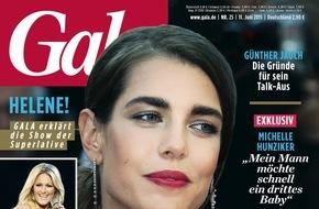 """Gruner+Jahr, Gala: Michelle Hunziker spricht erstmals über ihren Kontrollzwang: """"Meine Tochter hat mich noch nie beschwipst gesehen"""""""