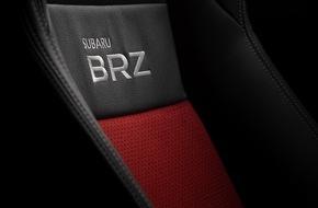 Subaru: Handgefertigt und maßgeschneidert: Leder-Innenräume von Subaru