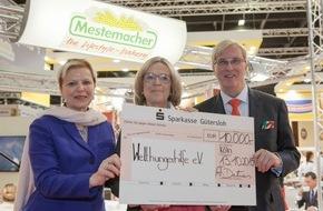 Mestemacher GmbH: Ausstellerergebnisse der Mestemacher-Gruppe zur Anuga-Messe 2015 in Köln vom 10.10.2015 bis zum 14.10.2015