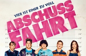 Constantin Film: ABSCHUSSFAHRT geht auf Tour! (FOTO)