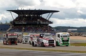ADAC Mittelrhein e.V.: 28. Int. ADAC Truck-Grand-Prix vom 12. bis 14. Juli 2013 auf dem Nürburgring / NENA bei der größten PS-Show der Welt