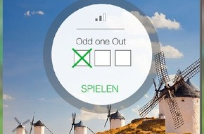 PONS GmbH: Ab sofort täglich für 5 Minuten nach Großbritannien, Spanien oder Frankreich: Die Sprachkalender-Apps von PONS für iOS halten das ganze Jahr über sprachlich fit