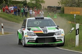 Skoda Auto Deutschland GmbH: Zweiter Start im neuen SKODA Fabia R5: Fabian Kreim visiert Podestplatz an
