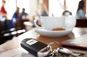 HUK-Coburg: Tipps für den Alltag: Den Autoschlüssel stets im Auge behalten