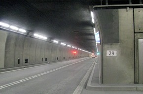Touring Club Schweiz/Suisse/Svizzero - TCS: Test delle tunnel europei 2015: il San Gottardo fanalino di coda