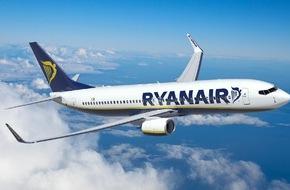 alltours flugreisen gmbh: alltours-X und die Fluggesellschaft Ryanair arbeiten ab sofort bei Urlaubsreisen zusammen / Vorteile von Pauschalurlaub und preisgünstiger Airline werden gebündelt