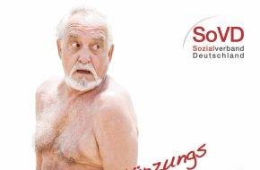 SoVD Sozialverband Deutschland: SoVD setzt klares Zeichen gegen Sozialkürzungen (mit Bild)