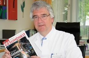 Asklepios Kliniken: FOCUS-Ärzteliste 2016: Prof. Dr. Dr. Joachim Grifka erneut TOP-Mediziner im Bereich Orthopädie