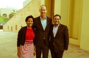 Bertelsmann SE & Co. KGaA: Bertelsmann stärkt Aktivitäten in Wachstumsregionen