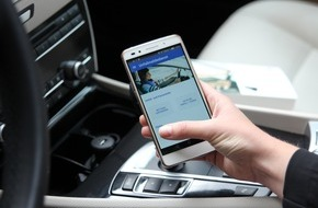Zurich Gruppe Deutschland: Digitaler Notfallhelfer: Zurich startet Unfallmeldedienst
