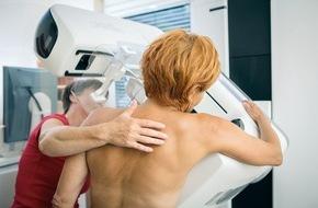Kooperationsgemeinschaft Mammographie: Weltgesundheitsorganisation WHO: Nutzen des Mammographie-Screenings überwiegt nachteilige Effekte
