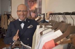 "Hapag-Lloyd Kreuzfahrten GmbH: Neues Reiseformat ""fashion2sea"" auf MS EUROPA 2: 2015 mit Designer Thomas Rath an Bord"