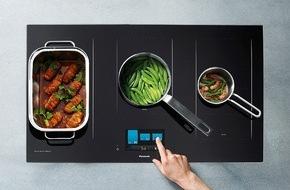 Panasonic Deutschland: Panasonic: Induktion mit Genius Sensor-Technologie / Mit Präzision zur kulinarischen Perfektion