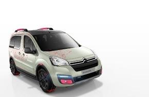 Citroën (Suisse) SA: Citroën auf dem Genfer Automobilsalon 2015: 50 Millionen verkaufte Fahrzeuge und so kreativ wie am ersten Tag