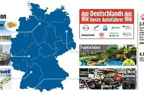 """AUTO BILD: """"Deutschlands beste Autofahrer"""" gehen in Brandenburg an den Start"""