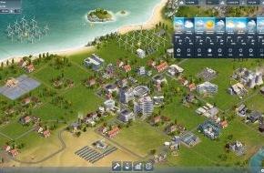 Siemens AG: Siemens launcht Browser Game: Power Matrix - Power your world /  Ein strategisches Simulationsspiel, das die aktuellen Herausforderungen der Energieversorgung thematisiert