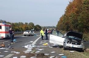 Unfall 4 Verletzte