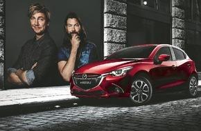 Mazda: Der neue Mazda2 ist da