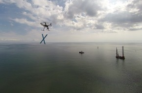 Beltretter: Norddeutscher Widerstand mit Drohne