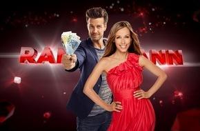 """SAT.1: Zum ersten Mal gemeinsam: Annemarie und Wayne Carpendale moderieren die neue SAT.1-Show """"Ran an den Mann"""""""