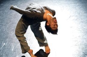 Migros-Genossenschafts-Bund Direktion Kultur und Soziales: Migros-Kulturprozent Tanzfestival Steps 2016 / Countdown zum Tanz-Start in allen Landesteilen der Schweiz