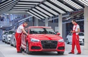 """Audi AG: Audi-Chef Stadler bei Hauptversammlung: """"Klarer Anspruch auf die Nummer 1"""""""
