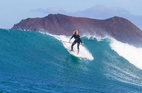 """ZDFinfo: """"Auf der perfekten Welle"""": ZDFinfo porträtiert Surfer-Familie Hönscheid (FOTO)"""