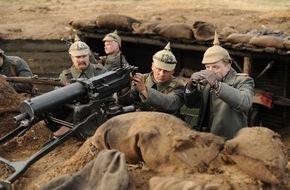 ZDFinfo: Zugunglücks-Ursachen und Kampfflieger-Duelle vor 100 Jahren: ZDFinfo-Doku-Abend zum Ersten Weltkrieg
