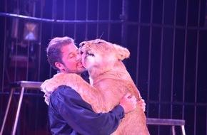 """Aktionsbündnis """"Tiere gehören zum Circus"""": Diskussion über Tierhaltung: Zirkusse setzen auf Transparenz"""