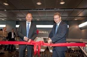 British American Tobacco (Germany) GmbH: Einweihung der Dunhill Lounge am Hamburg Airport (mit Bildern)