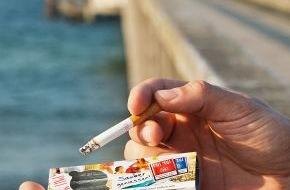 """British American Tobacco (Germany) GmbH: Pall Mall Aktion """"Sauberer Strand"""" geht in die Verlängerung (mit Bild)"""