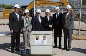 Presse- und Informationszentrum Personal: Investition in die Zukunft: 25,1 Millionen Euro für ein modernes Dienstgebäude in der Lüttich-Kaserne Köln