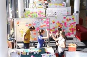 HPI Hasso-Plattner-Institut: Neue Website für Design Thinker in aller Welt informiert rund um Innovationen