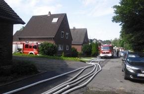 Feuerwehr Bottrop: FW-BOT: Schlussmeldung Unwetter Bottrop