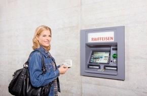 Raiffeisen Schweiz: Raiffeisen émet sa millionième carte Maestro