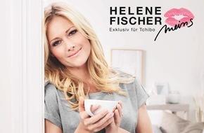 Tchibo GmbH: Made by Helene Fischer und Tchibo: Mode-Hits für`s Frühjahr