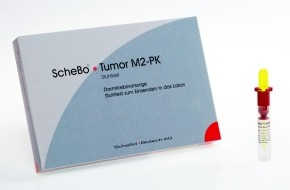 ScheBo Biotech AG: Neuer Meilenstein in der Darmkrebs-Früherkennung / Ab 1.07.2003 jetzt auch in der Apotheke / ScheBo(R) Tumor M2-PK(TM) Stuhltest hilft bereits frühzeitig hochsensitiv Darmkrebsgeschehen zu erkennen