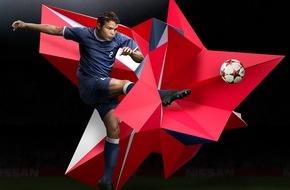 Nissan Switzerland: Nissan va électriser l'ambiance lors de la finale de la Ligue des Champions UEFA à Berlin