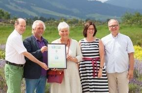 Green Brands: Erneute GREEN BRANDS Germany Auszeichnung für PRIMAVERA