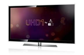 HD PLUS GmbH: Ultra HD über Satellit: UHD1 by Astra/HD+ startet zur IFA 2015