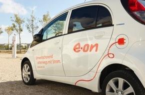 E.ON Energie Deutschland GmbH: E.ON-Studie zeigt: Deutsche glauben an die Zukunft des Elektroautos (FOTO)