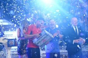 """ProSieben Television GmbH: Weltmeisterliche 20,7 Prozent Marktanteil: ProSieben gewinnt am Samstag mit bester Quote aller Zeiten für """"Schlag den Star"""" / Podolski schlägt Elton"""