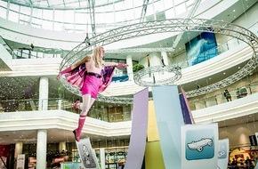 Mattel GmbH: Von der Prinzessin zur Superheldin: Barbie® entdeckt ihre Superkräfte