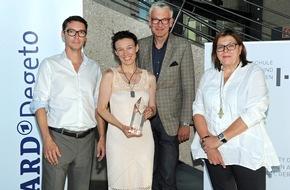 """ARD Das Erste: Das Erste / """"Impuls 2015"""": """"Downdating"""" gewinnt den Stoffentwicklungspreis der ARD Degeto"""