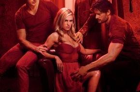"""Syfy: Gut bis(s) zum letzten Tropfen! / Syfy zeigt die vierte Staffel von """"True Blood"""" als deutsche TV-Premiere / Ab 9. Februar immer donnerstags um 20.15 Uhr in Doppelfolge und mit Originalton-Option (mit Bild)"""
