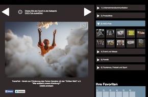 news aktuell (Schweiz) AG: Endspurt für den PR-Bild Award 2014: Die Abstimmungsphase für den Branchenpreis der sda-Tochter news aktuell endet am 17. Oktober